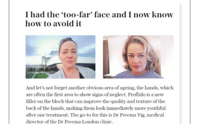 """The Telegraph – How to avoid the """"Far Face"""""""