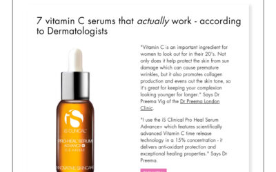 Cosmopolitan – 7 Vitamin C serums that actually work according to dermatologists