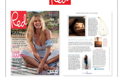 Red – Coolsculpting