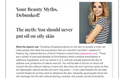 Health & Wellbeing – Your Beauty Myths Debunked!