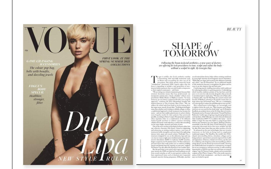 Vogue – Shape of Tomorrow